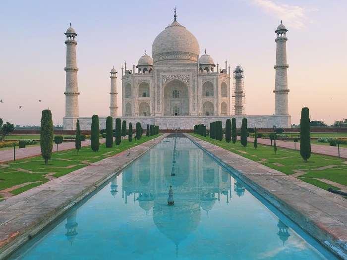 Taj mahal ( ताज महल आगरा )