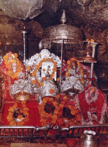 Maa Vaishno Devi Temple (मां वैष्णो देवी मंदिर ,जम्मू कश्मीर)