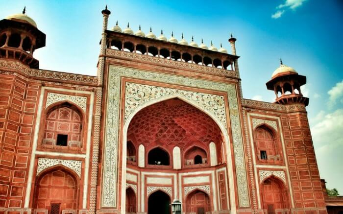 Fatehpuri Sikri, Uttar Pradesh (फतेहपुरी सिकरी, उत्तर प्रदेश)