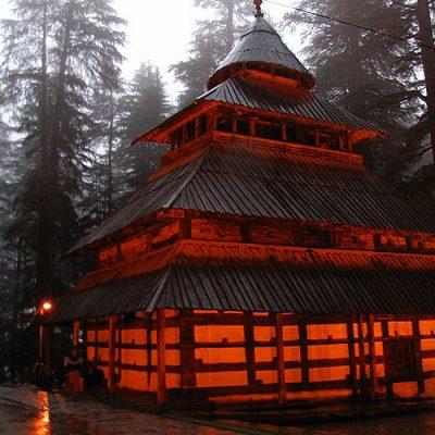 Hadimba temple (Himachal pradesh)