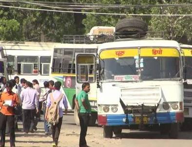 सरकार द्वारा कोटा से राजस्थान के बच्चों को गृह नगर जाने की की गई व्यवस्था.