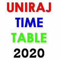 UNIRAJ_TIME_TABLE