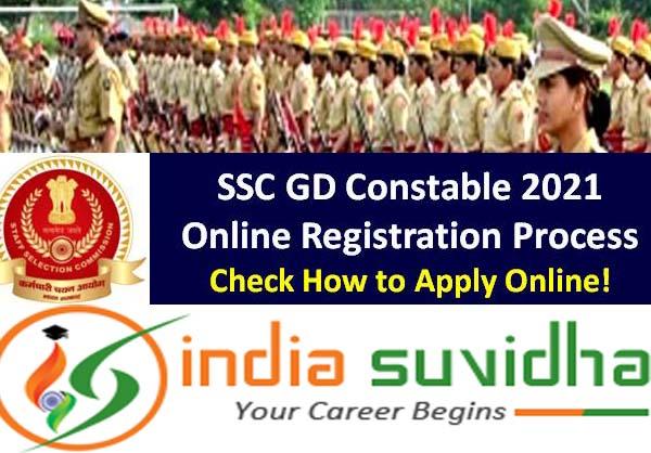 SSC GD Constable Vacancy Notification