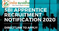 SBI Apprentices Vacancy 2021 Notification Out